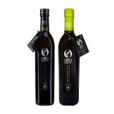 Olivenöl Set Oro Bailen Arbequina und Picual 500ml