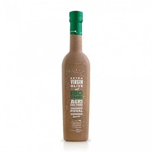 Olive Oil Castillo de Canena Picual Biodynamic 500ml