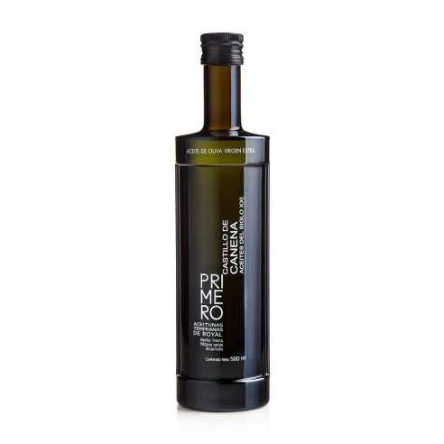 Olive Oil Castillo de Canena Primero Early Royal 500ml