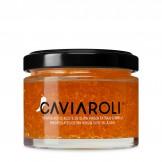 Caviaroli Olivenöl-kaviar gekapseltes Olivenöl mit Chili 50g