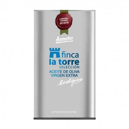 Bio-Olivenöl Finca la Torre Selección Hojiblanca 500ml