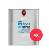 Organic Olive Oil Finca la Torre Selección Hojiblanca Can 500ml