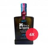 Aceite de Oliva Ecológico Finca la Torre Selección Arbequina 500ml
