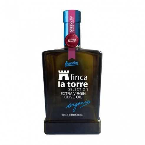 Organic Olive Oil Finca la Torre Selección Arbequina 500ml