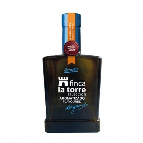 Organic Lemon Olive Oil Finca la Torre Selection 250ml