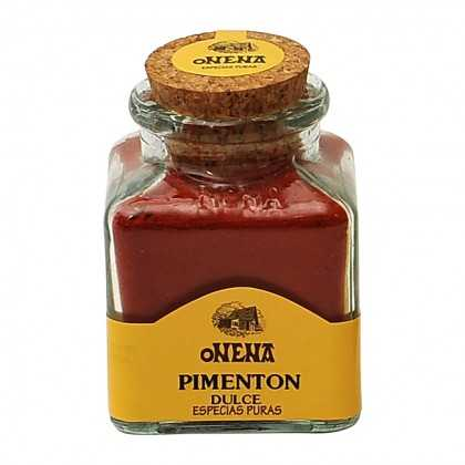 Paprika sweet from Murcia Onena 50g