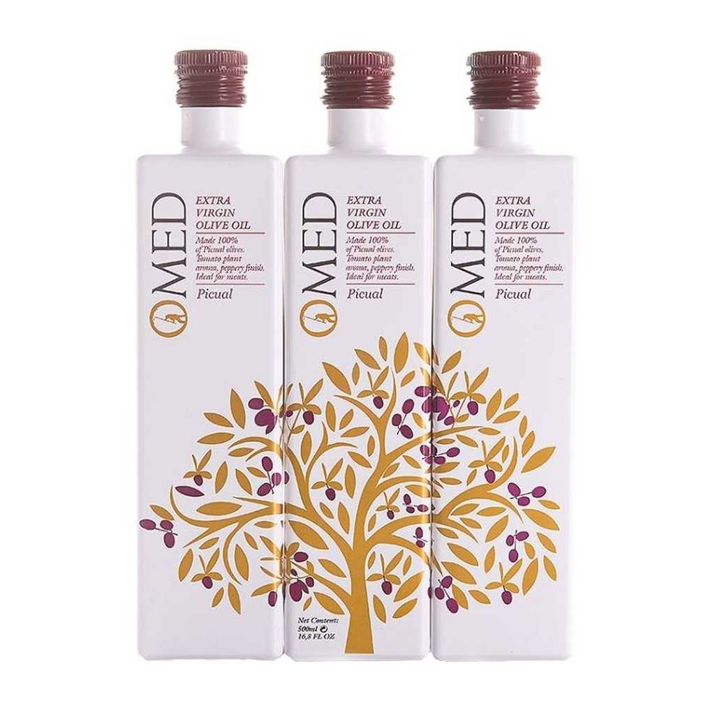 Olive Oil O Med Limited Edition Picual Spanish Oilcom