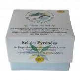 Fleur de Sel des Pyrenees Organic 152g