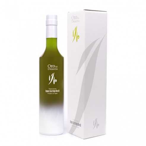 Organic Olive Oil Oro del Desierto Limited Edition 1/10 500ml