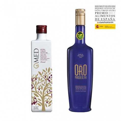 Die besten Olivenöle Spaniens 2017