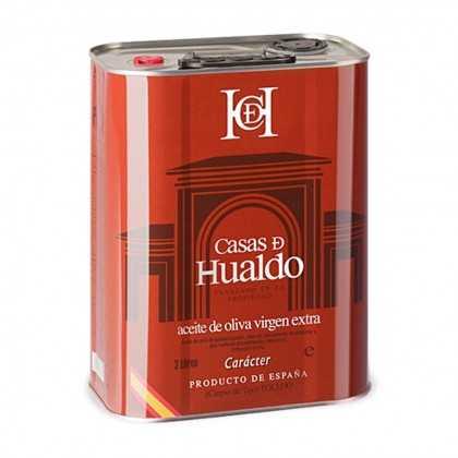 Olive Oil Casas de Hualdo - Caracter 3L