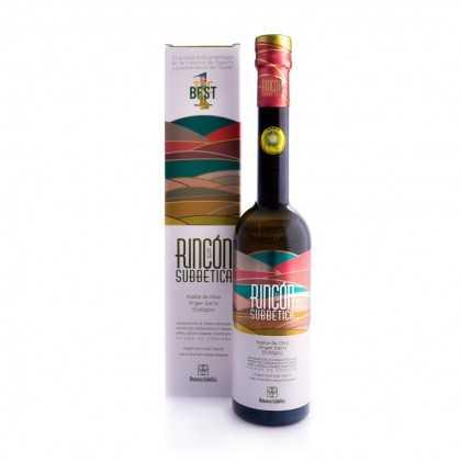 Aceite de Oliva Ecológico Rincón de la Subbetica Hojiblanca 500ml