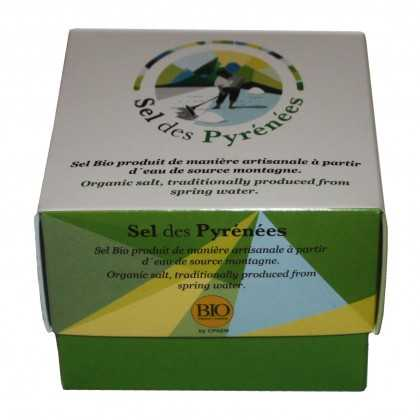 Mineral Salt - Sel des Pyrenees Organic 300g