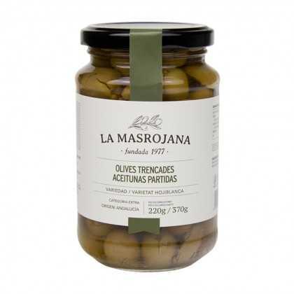 Caspe Olives La Masrojana 220g
