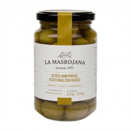 Manzanilla Olives La Masrojana 220g