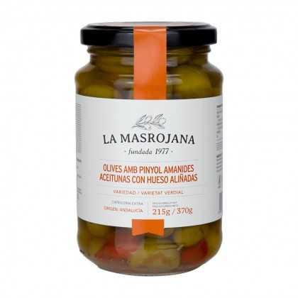 Manzanilla Oliven La Masrojana 220g