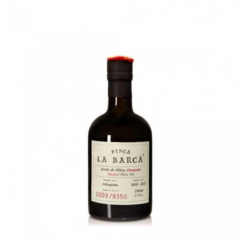 Aceite de oliva ahumado Finca la Barca 250ml