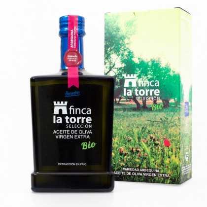 Bio-Olivenöl Finca la Torre Selección Arbequina 500ml