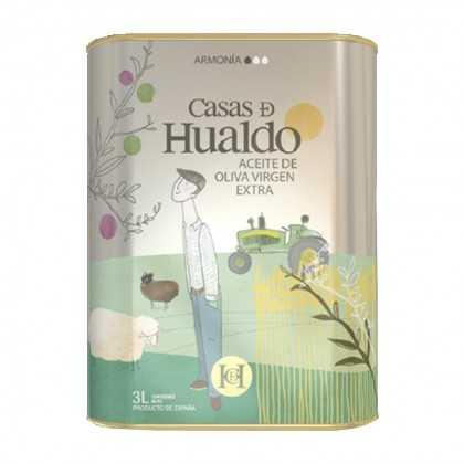 Olivenöl Casas de Hualdo - Armonía, Amable 3L