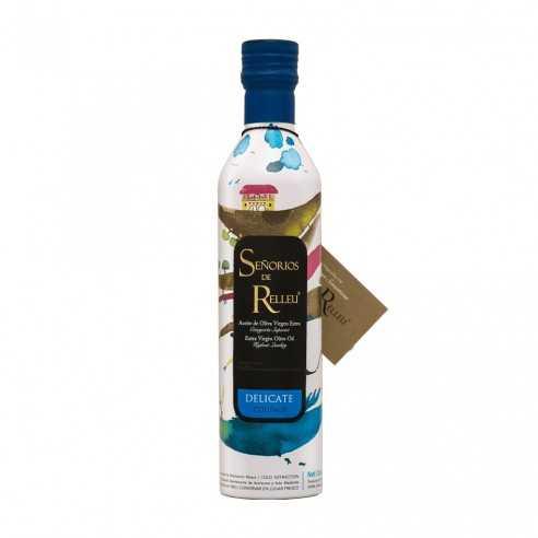 Aceite de Oliva Señoríos de Relleu delicate 500ml
