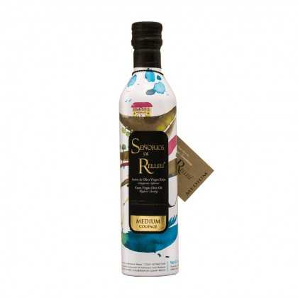 Olive Oil Señoríos de Relleu medium 500ml