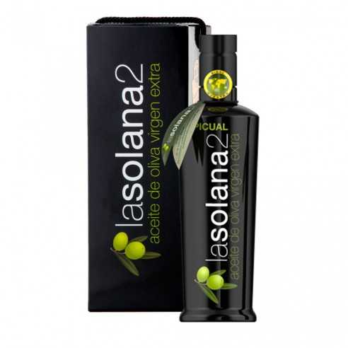 Aceite de oliva virgen extra - La Solana2 Picual 500ml