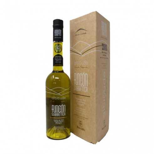Unfiltered Organic Olive Oil Rincón de la Subbetica Altitude 500ml