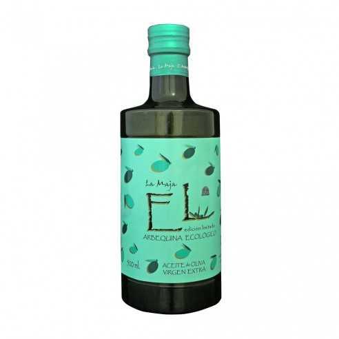 Huile d'Olive Bio La Maja Édition Limitée Arbequina 500ml