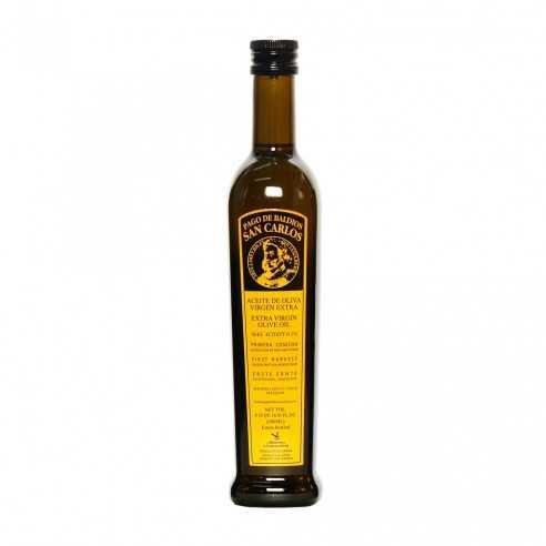 Aceite de Oliva Pago Baldios San Carlos 500ml