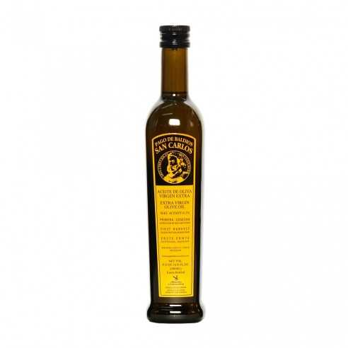 Olive Oil Pago Baldios San Carlos 500ml