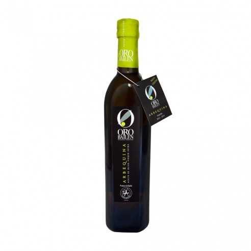 Aceite de Oliva Oro Bailen Reserva familiar Arbequina 500ml
