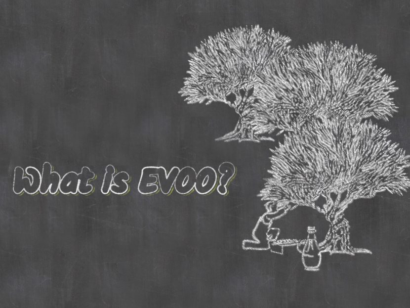 What is EVOO?