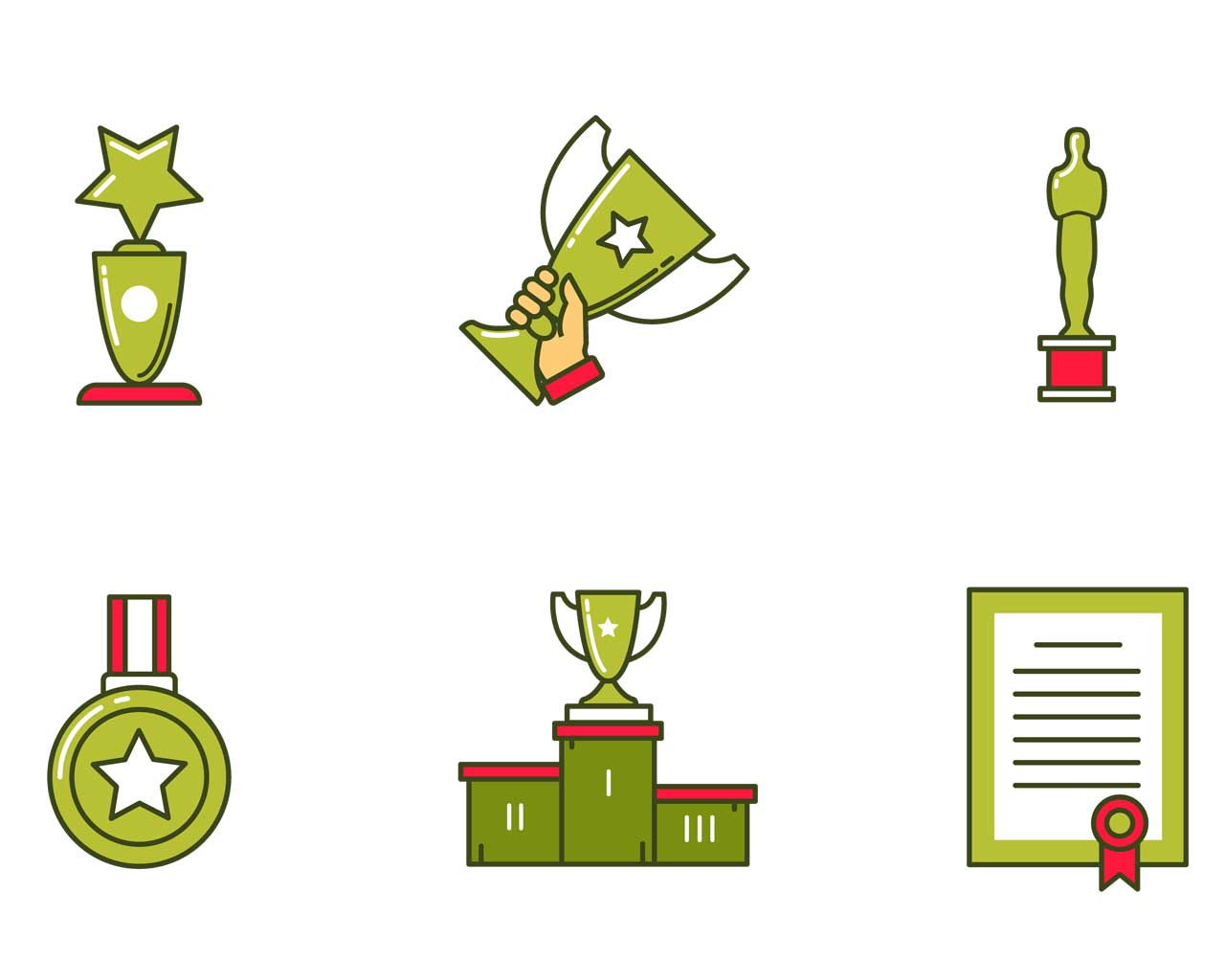 Award winning olive oil