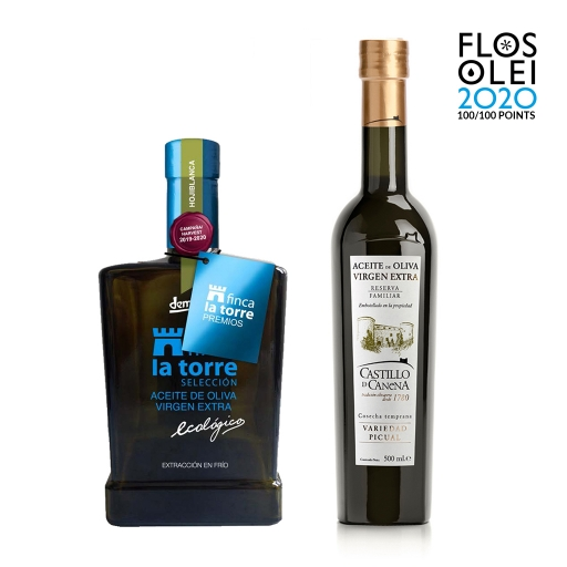 The best Spanish olive oil of the Flos Olei guide