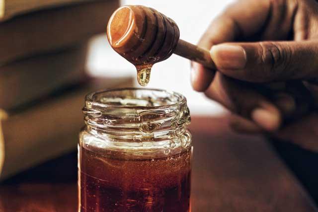 Mustard Honey Dressing
