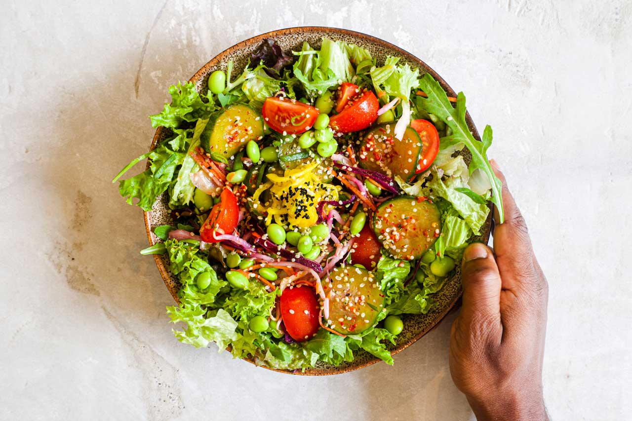 top 10 salads with olive oil