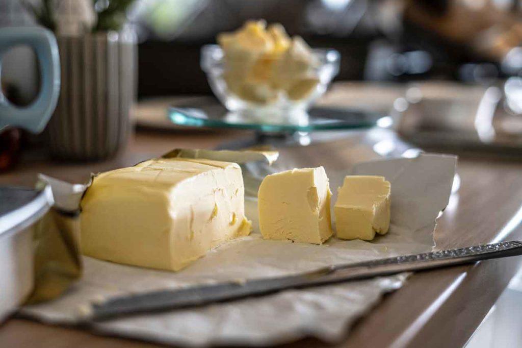 olive oil vs butter