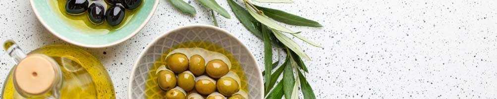 Cadeaux - Huile d'olive - Vinaigre, sel et autres