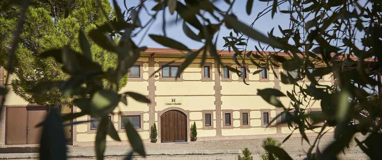 Casas de Hualdo Olivenmühle