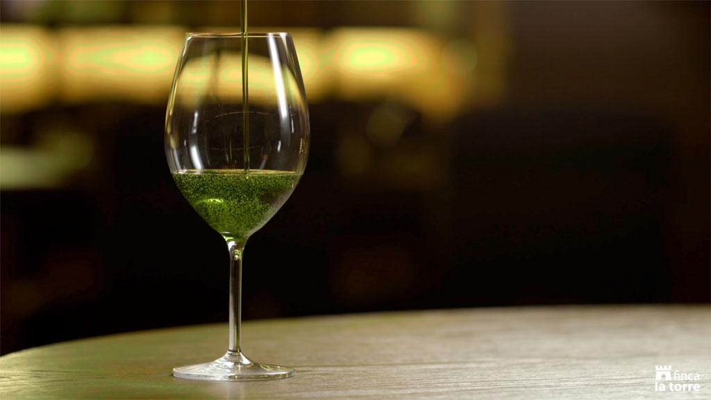 Olive Oil Testing by Finca la Torre
