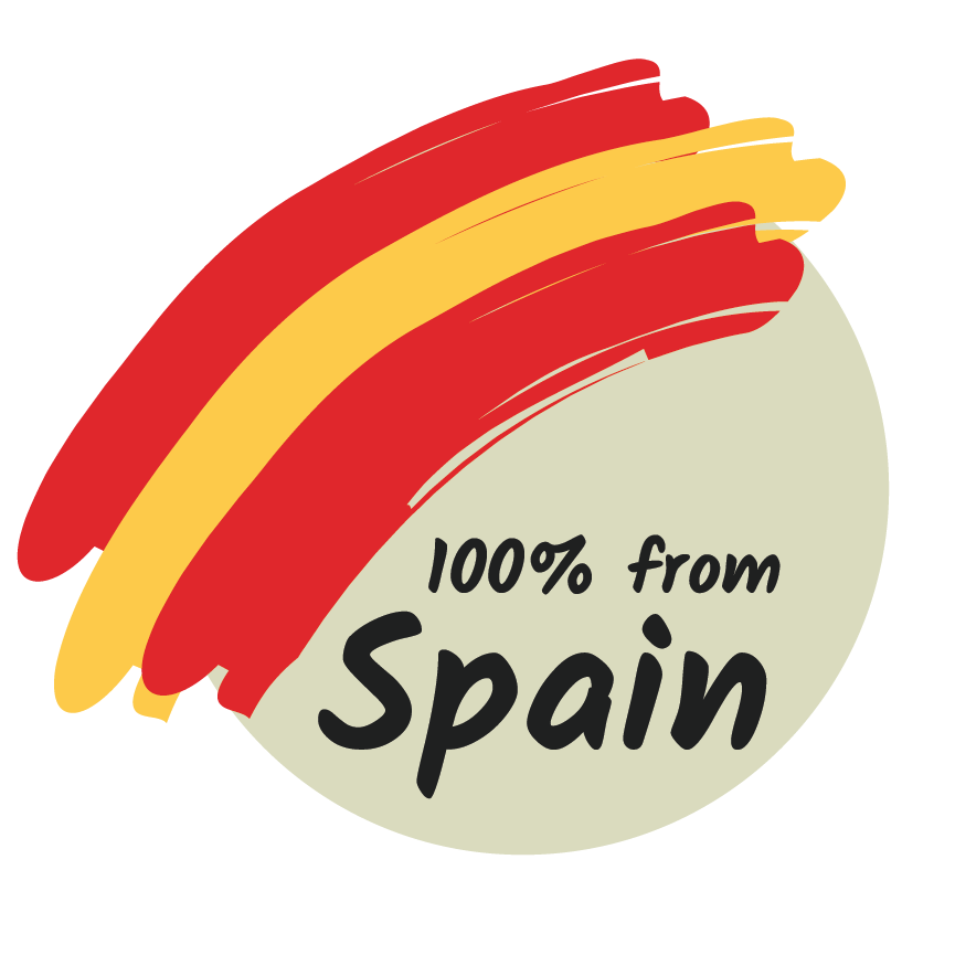 100% Made in Spain