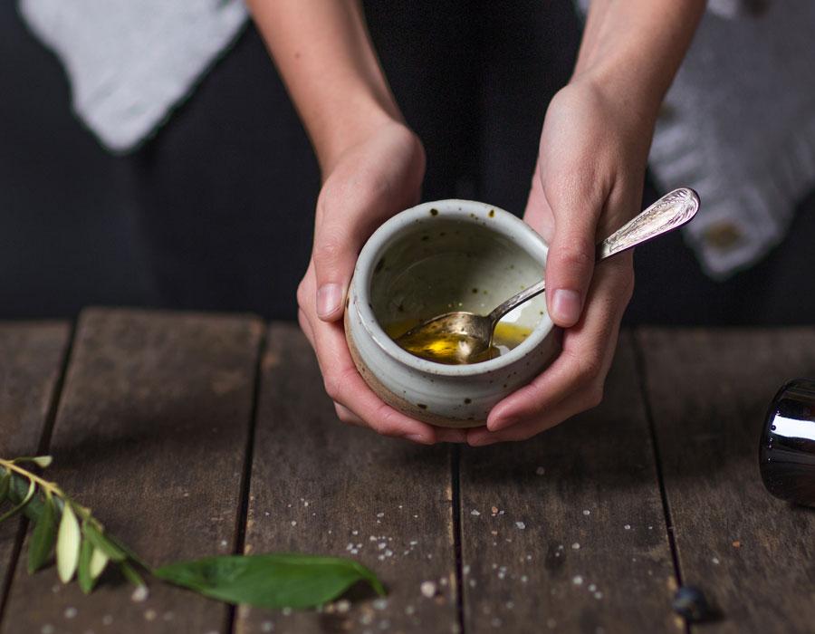 Olivenöl Aromatisierung