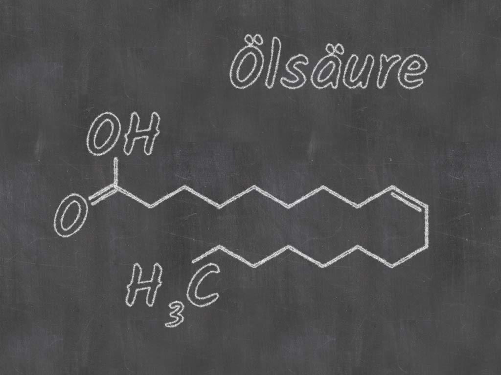 Ölsäure von Olivenöl