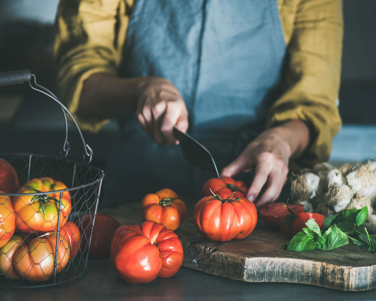Slow Food und Olivenöl
