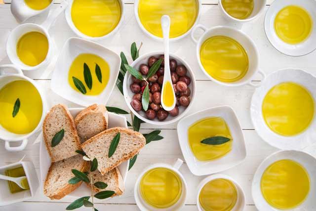Arbequina olivenöl