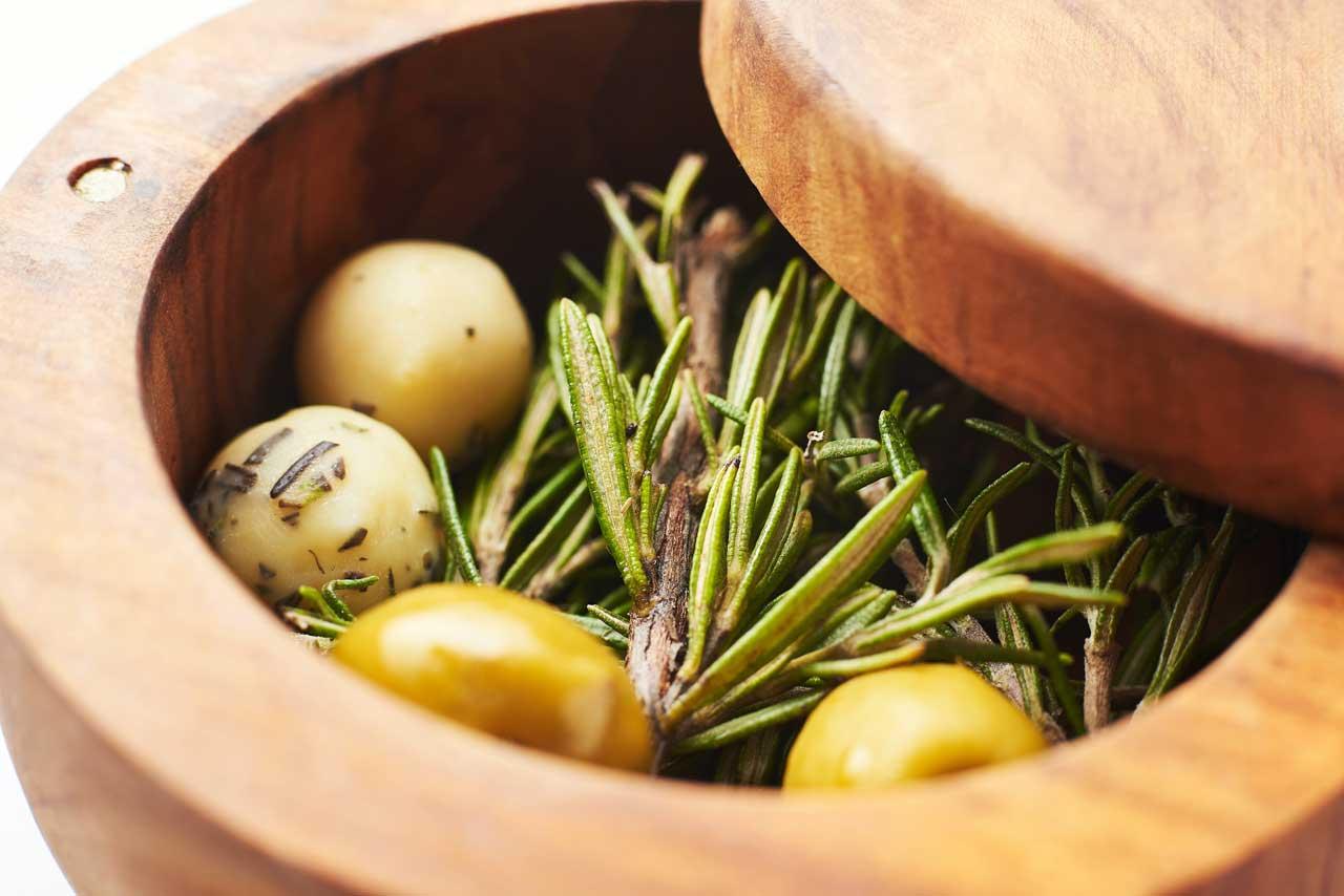 Oliven Selber einlegen
