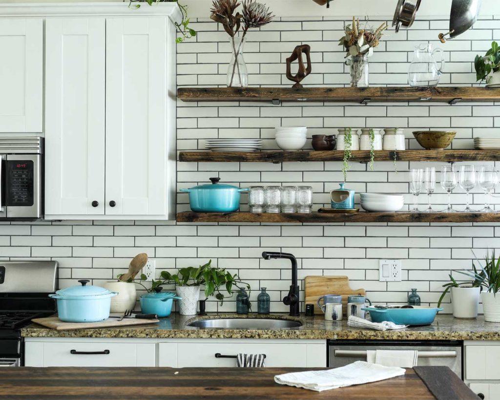 Olivenöl in der Küche verwenden