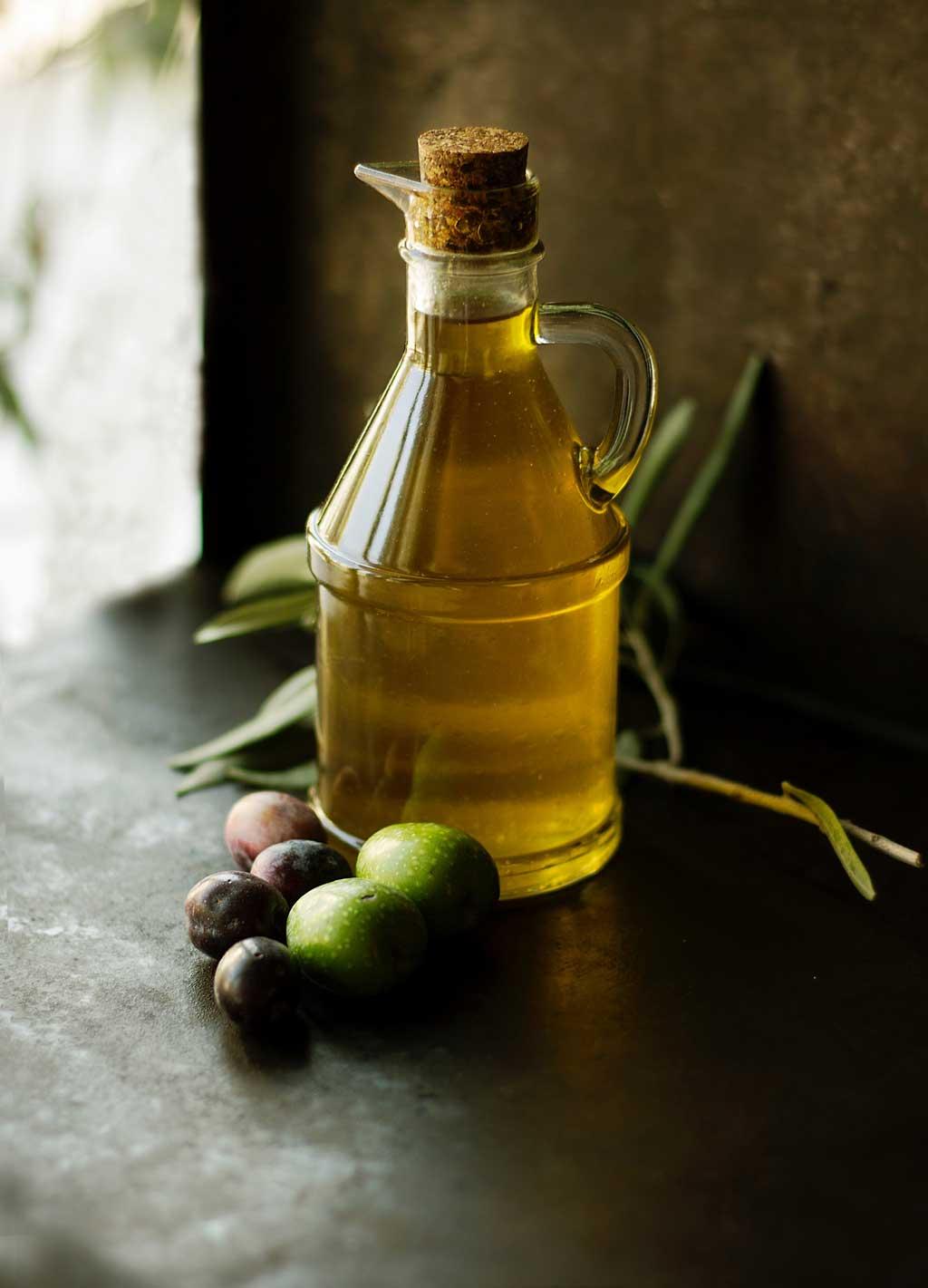Olivenöl Fruchtigkeitsstufen