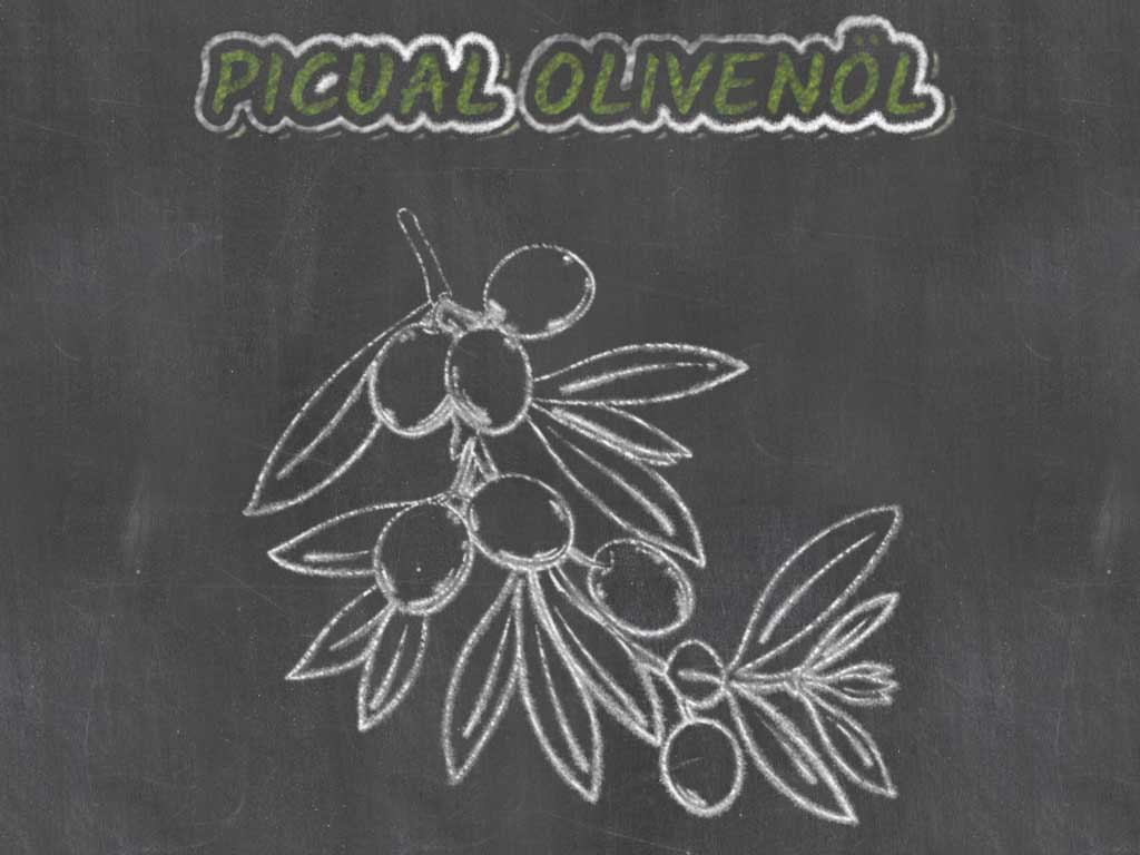 Picual Olivenöl